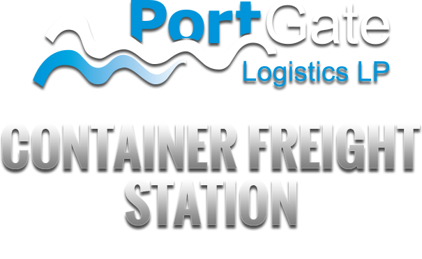 CONTAINER FREIGHT STATION and Associated Services